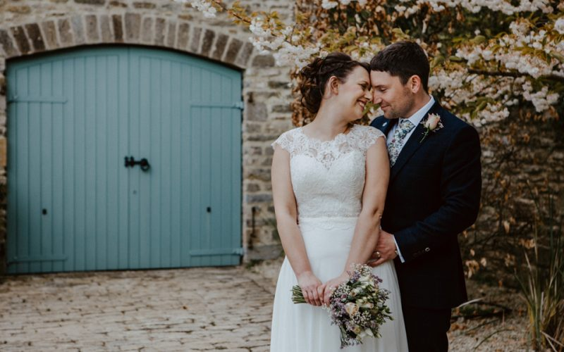 natural authentic dorset wedding photography